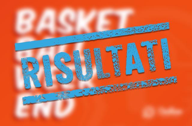 basket-weekend-risultati