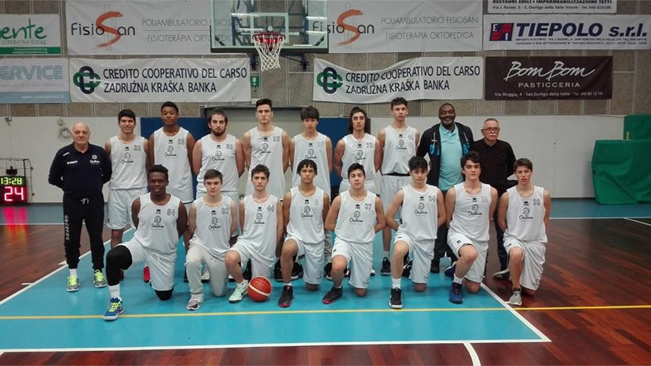 oneteam-perde-contro-olimpia-lubjana-al-torneo-di-muggia
